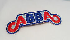 ABBA Late 70's Vintage Prism Backing Embroidered Patch
