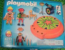 Playmobil 4231 Circus Band w Clowns, Monkey, Instruments & Sound