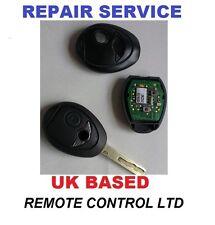 BMW Mini Cooper One Mini Cooper S Remote Key Repair Refurbishment Service