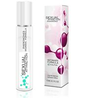 Sexual Attraction 15 ml EFFECTIVE!! Pheromones and perfume For Her Attract Men
