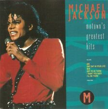 Michael Jackson ‎– Motown's Greatest Hits (CD 1992)