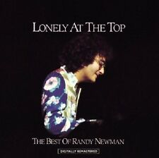 Randy Newman Lonely At The Top Best Of CD NEW SEALED Remastered Short People+