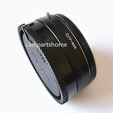 Adapter For Contax Yashica CY Lens To Sony Alpha Minolta AF MA A58 A99 A77 A900