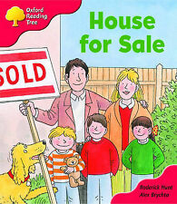 Oxford Reading Tree: Stage 4: Storybooks: House For Sale,ACCEPTABLE Book