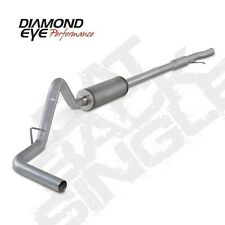 "Diamond Eye 3"" SS Cat Back Single 09-13 GM Silverado Sierra 1500 4.8L 5.3L"