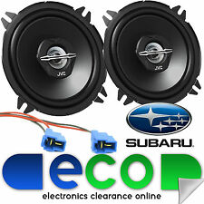 Subaru Impreza 1993-07 JVC 13cm 5.25 Inch 500 Watts 2 Way Rear Door Car Speakers
