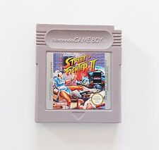 Game / Juego Street Fighter II 2 Nintendo Game Boy (Original) (Eur) (GB)