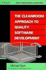 The Cleanroom Approach to Quality Software Development-ExLibrary