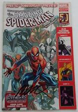 SIGNED HUMBERTO RAMOS Amazing SPIDER-MAN #692 Marvel Convention Edition Preview