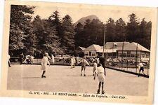 CPA  G. D'O. - Le Mont-Dore -Salon du Capucin - Cure d'air    (245000)