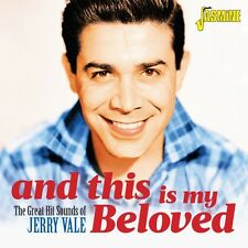 JERRY VALE AND THIS IS MY BELOVED 2CD
