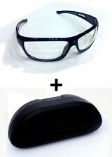 1 PcDay Driving Vision Anti Glare White Lens Sunglasses Goggles Sun Glasses Case