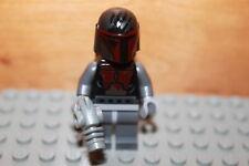 Lego Star Wars - Mandalorian Super Commander Figur mit Blaster Waffe Set 75022