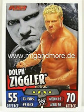 Slam Attax Rumble - Dolph Ziggler - RAW