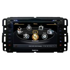 3G WIFI Auto DVD GPS Satnav Radio for GMC Sierra Chevrolet Buick Saturn A2DP BT