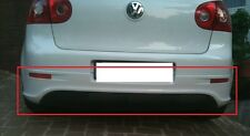 Volkswagen GOLF V 5 MK5 Rear Apron Extension GTI TDI GT