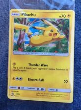 1x Pokemon TCG SEALED SM04 Pikachu Target Promo Card Sun & Moon Exclusive