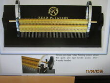 Read smocking pleater 24 row maxi has 47 half space rows and  47 needles