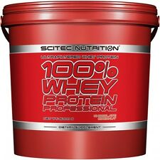 PROTEINAS 100% WHEY PROTEIN PROFESSIONAL 5000gr SCITEC NUTRITION ELIGE SABOR