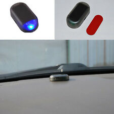Simulation Car Security Alarm Solar Energy Auto Warning Theft Flash Sensor Light