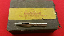 Esterbrook No. 501 Penesco Pen Nib - Vintage Unused - Medium Oval
