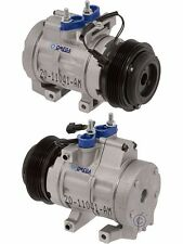 New AC Compressor Fits: 2007 - 2008 Ford F150 / Lincoln Mark LT V8 4.6L 5.4L