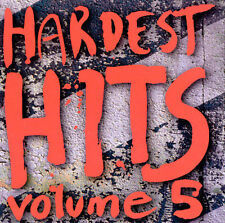 Hardest Hits, Vol. 5 by Various Artists CD
