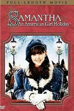 Samantha: An American Girl Holiday (DVD, 2004) FS Annasophia Robb Mia Farrow
