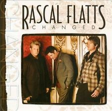 Changed (Deluxe), Rascal Flatts, , New Deluxe Edition