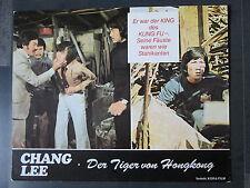DER TIGER VON HONGKONG - Aushangfoto - Chang Lee - EASTERN