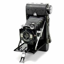 Kershaw Eight-20 Penguin Vintage 1940s Folding 120 Film Camera with Rare Box