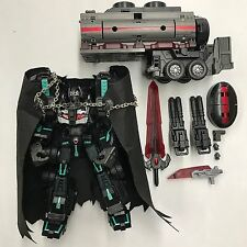 Maketoys Nemesis Optimus Prime Battle Tanker Convoy MT-04 Transformers US Seller