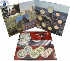 "Letonia 3,88 euro 2014 stgl. kms Trachten chica ""milda"" en el Folder"