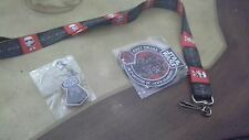 Funko Star Wars Smuggler's Bounty Lanyard Patch and Pin Exclusive
