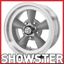 "15x10 15"" American Racing wheels Torq Thrust D Ford Mustang 1967 68 69 70-73"