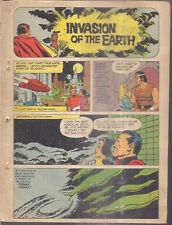 INDIA RARE - INDRAJAL COMICS IN ENGLISH  - NO. 334 - INVASION OF THE EARTH
