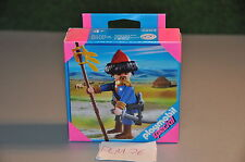 PLM26 playmobil MISB mint in sealed box 4683 mongol warrior