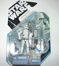 star wars 30th Ann McQuarrie Concept Stormtrooper MOC Figure  1114