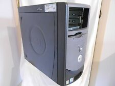 Dell Dimension 4600 Tower Computer Case Only w/ 8T006 Faceplate and Side Panel