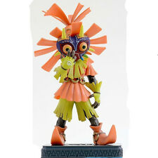 The Legend of Zelda: Majora's Mask Skull Kid Statue Figure Anime Toy Gifts