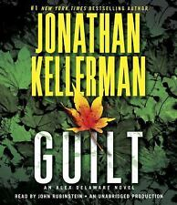 GUILT unabridged audio book on CD by JONATHAN KELLERMAN