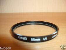KING 55MM UV FILTER (12J16)
