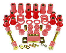 Prothane 59-64 Chevrolet Bel Air Biscayne Impala Complete Bushing Kit (RED)