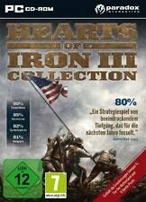 HEARTS OF IRON 3 COLLECTION + Semper Fi + For the Motherland +9 Sprite Packs NEU