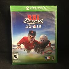 RBI BASEBALL 2016 (XBOX ONE) BRAND NEW