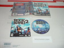ROCK BAND 2 game only complete in case for Sony PLAYSTATION 3 PS3