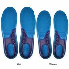 Silicone Gel Heel Insoles Cushion Shoe Pad Foot High Arch Support