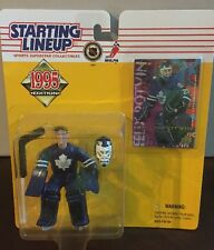 Starting Lineup 1995 Felix Potvin figure with card new in package