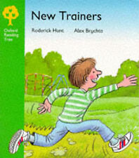 Oxford Reading Tree: Stage 2: Storybooks: New Trainers by Roderick Hunt,...