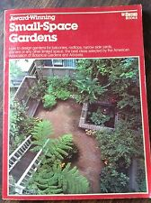 Award-Winning Small-Space Gardens -- Ortho Books (store#5539)